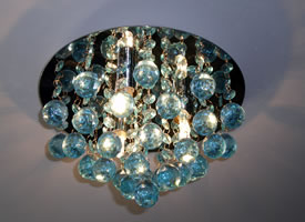 Photo of Gary Buck Handyman light fitting job.